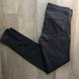 Genetic dark grey/navy skinny jeans